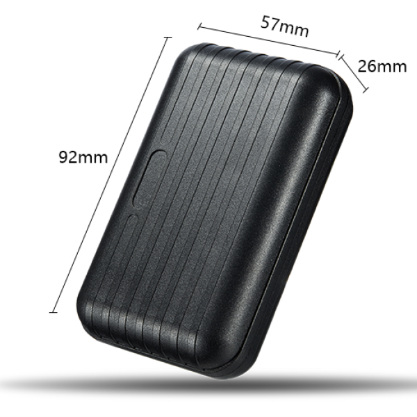 Portable GPS Asset Tracking Tracker